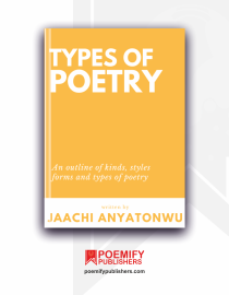 Jaachi Anyatonwu Types Of Poetry