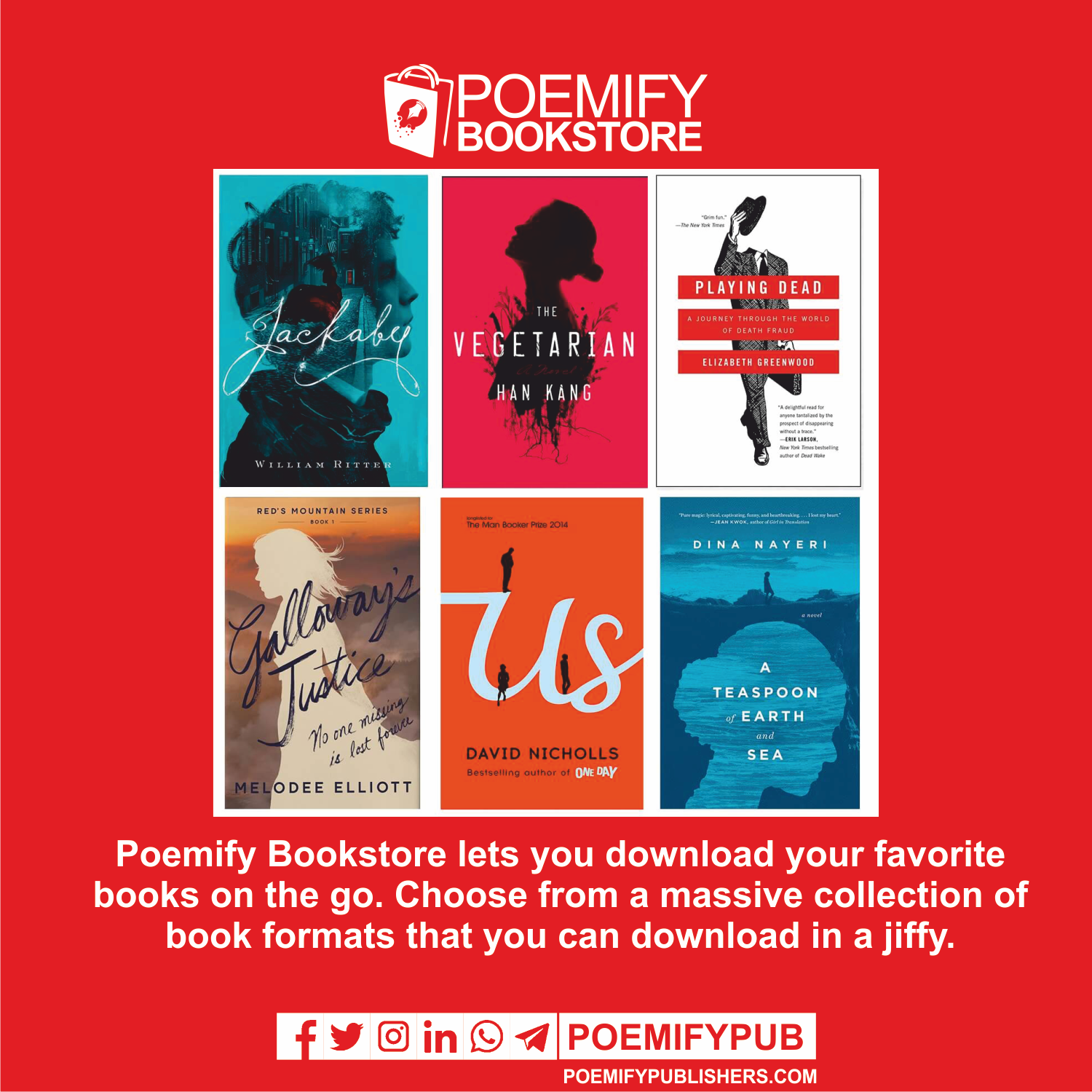 Poemify Bookstore
